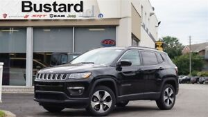 2017 Jeep Compass NORTH   TOUCHSCREEN   PARKVIEW   DUALZONE