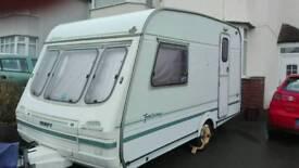 2 berth caravan