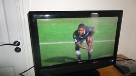 """22"""" LCD FREEVIEW HDMI TELEVISION"""