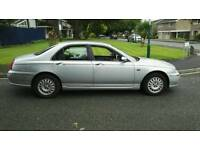 Rover 75 diesel connoisseur 2002 (02) full heated electric leather seats bmw engine