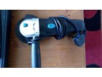 Electric grinder 240v 5 inch