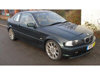 BMW 328ci TWO DOOR COUPE