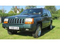 Jeep Grand Cherokee 1999 Auto.LPG Excellant Condition Low Milage 87500 miles