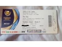 India V Sri Lanka Tickets ICC CHAMPION TROPHY