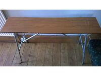 Knitting Machine Table - foldable
