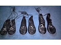 Highland Dancing ghillie shoes