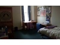 Single room in 4 bedroom flat (£394.49pm heating and internet included)