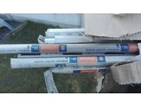 Fluorescent light energy saver tubes x 12