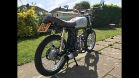 HONDA SS-50 Motorbike Moped 50cc 125cc Retro motorcycle