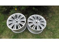 Genuine Jaguar Kasuga Alloy Wheel Rims for sale