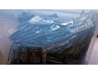 Job lot of Match attax trading cards mainly Premier league