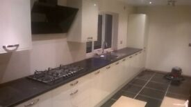 kitchen and bathroom fitter