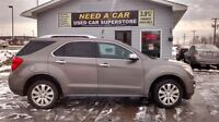2010 Chevrolet Equinox LTZ | AWD | LEATHER | ROOF | LOADED