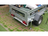 daxara 147 trailer with all you need for camping