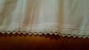 Antique cotton and lace christening gowns West Island Greater Montréal image 6