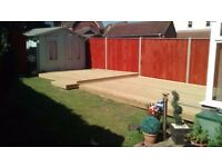 4 seasons fencing/landscaping