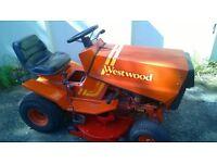 WESTWOOD COUNTAX LOWMOWER T 1200