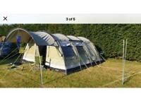 Outwell bear lake 6 canvas tent