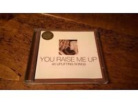 You Raise Me Up 40 Uplifting Songs by various artists 2 CDs