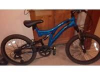 Brand new Muddy fox bike