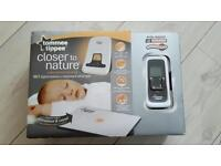 Tommee tippee closer to nature digital monitor and movement sensor pad