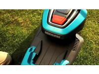 Gardena R70Li lawn mower BN&S with warranty RRP£1200