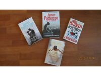 4 BOOKS BUNDLE FROM JAMES PATTERSON