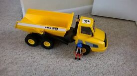 play mobil truck