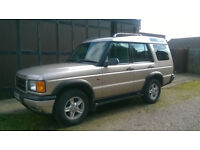 Landrover Discovery Diesel
