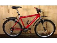 LOVELY RALEIGH VOYAGER 7005 SERIES BIKE GREAT XMAS GIFT