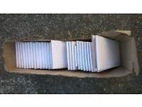 Cream Metro Tiles 10 cm x 20 cm