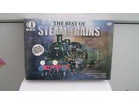 The best of steam trains 6 dvd box set