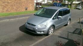 Bargain! Ford S-max broken