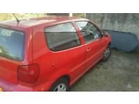VW Polo - Cheap runabout for sale.