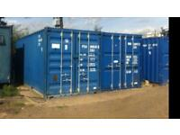 Container to rent in denmead