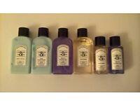 Arran Aromatics Various Lavender & Tea tree Oil Products
