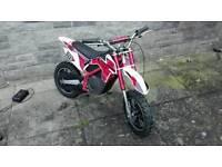 Xtm electric dirt bike