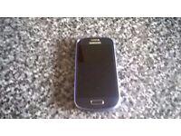 Samsung Galaxy S3 mini for sale