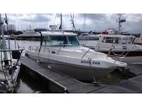 Fast Fishing Boat For Sale.