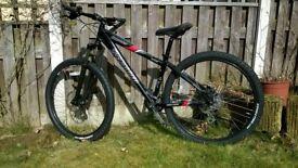 SPECIALIZED 27.5 mountain bike medium 15 inch frame