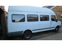 LDV Convoy Van (was a minibus) lwb high roof massive thing may swap motrocycle cash either way