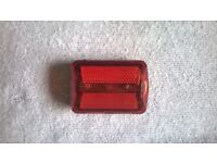 Rear Led Cycling Light- GOOD USED CONDITION!