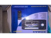 "XOMAX 4.3"" Touch Screen, Car Radio System"