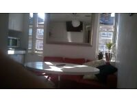 Small single room in smart Covent Garden flat short or long stay immediate no bills