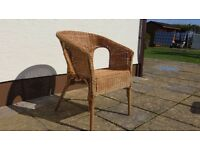 Wicker Chair for Sale