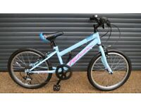 GIRLS FALCON BIKE IN EXCELLENT ALMOST NEW CONDITION.. (SUIT APPROX. AGE. 6 / 7+)..