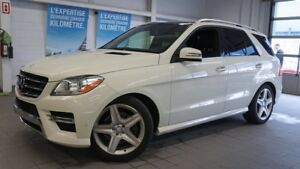 2013 Mercedes ML350 4MATIC BLUETEC