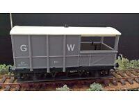 00 Model Railways Hornby GWR Brake