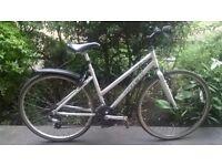 2012 TREK 7.0 FX 18-SPEED HYBRID BICYCLE BIKE