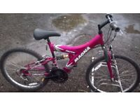 BIKE CLEARANCE SALE ALL BIKES £25 EACH SUIT 8 TO 13 YEAR OLDS can deliver